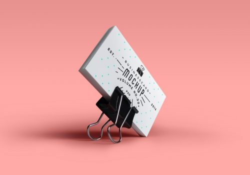 Stunning Displays Of Professional Information Cards